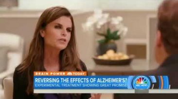Maria Shriver Reports on The Bredesen Protocol